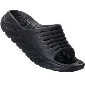 Hoka One One Ora Recovery Slide 2 Damen black/black